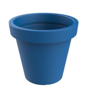 Jardinera ALVIUM de polietileno  color  de 80 cm diametro.